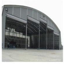 Hot Rolled Industrial Steel Metal Structure (wsd2017)