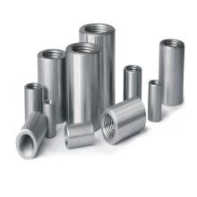 14-40mm 45 # Carbon Struktur Stahl Parallelgewinde Rebar Koppler