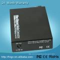 CE/FCC/RoHS Certificate 10/100M Fiber media converter rj45 SC 20KM poe media connector
