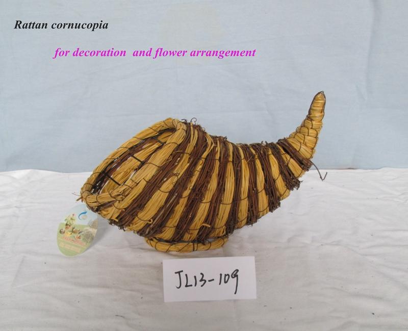 weaving cornucopia