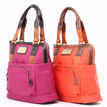 Leisure & Fashion Lady Nylon Tote Bag/ Handbag (M9322)
