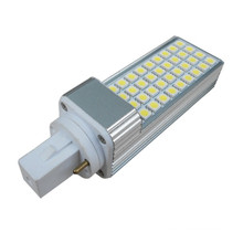 110V-240V 120 degrés SMD 5050 lamelles de maïs led bulbe 8w G24