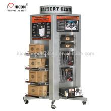 Adaptado às suas especificações e conheça seu orçamento Metal Electronics Cell Phone Store Accessory T-Stand Display Fixture