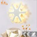 Низкая цена теплый свет круглый крытый декоративные светодиодные стены света
