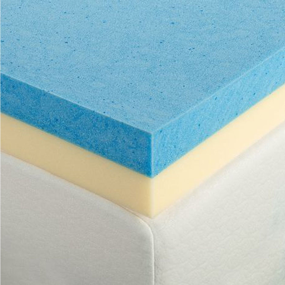 Mattress Foam Topper Twin