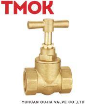 extremidades de compressão desenho de montagem de vapor escondido válvula de parada de latão