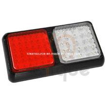 Lâmpada de LED Stop/cauda/Reverse 36red & 25white