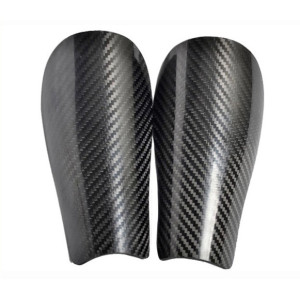 Carbon Fiber Shin guards Football  Sports