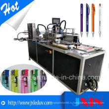 Автоматическая ручная цилиндрическая машина для трафаретной печати