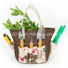 Saco de embalagem exterior das ferramentas de jardim do suporte do multi bolso