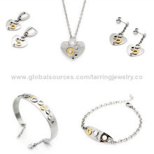 Fashionable Jewelry Set for Women, Fashionable Design at High Quality from China