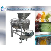 Lecker und nahrhafte Obst und Gemüse Saft Extruder Maschine