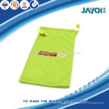 Herstellung Brillen Mikrofaser Tasche mit Logo