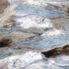 Домашний текстиль полезная красивая набивная шерсть ткань (СЗ-108)