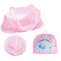 color Foldable baby sleeping mosquito net