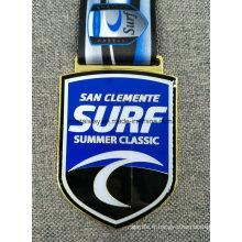 Logo personnalisé Médaille moulée sous pression