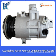 For Toyota Lexus460 denso car air compressor 6SEU14C China manufacturer