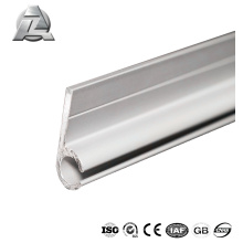 Easy tent keder assembly aluminium profile