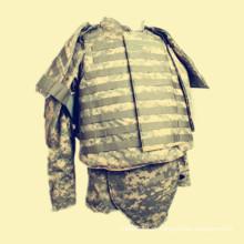 NIJ Iiia UHMWPE colete à prova de balas para soldados