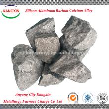 Eficiência elevada e desempenho SiAlBaCa / liga de bário de alumínio do silicone do cálcio / venda quente