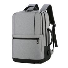 Durable Theftproof USB Charging Port Business Waterproof Laptop Backpack for Men