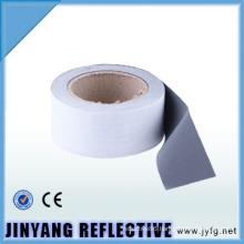 hi viz high quality silver safety reflective polyester fabric