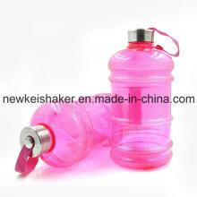 New Wave Enviro Eastar Resin Flasche, PETG 2,2 Liter Kunststoff Wasserflasche