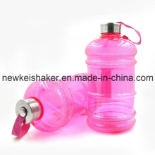 Botella de la resina de Enviro Eastar de la nueva onda, PETG botella de agua plástica de 2.2 litros