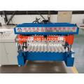 aluminum corrugated sheet roll forming machine