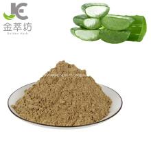 Extrait naturel d'aloès en poudre utilisé comme cosmétique