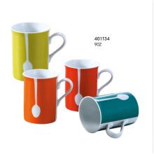 Customized wholesale ceramic coffee milk mug