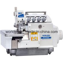 WD-Ex5200d-3 máquina de costura de Overlock de acionamento direto de Super alta velocidade
