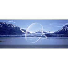 1,56 lente fotográfica Chromic Asp PBX Optical