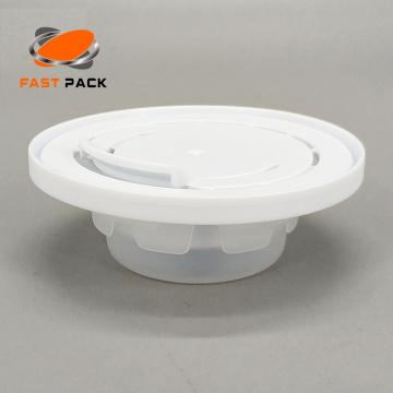 tapón de salida de plástico para latas vacías de aceite de motor