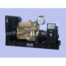 500kVA Cummins Series Open Type Diesel Generating Set
