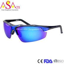 Men′s Fashion Designer Sport UV400 Protection PC Sunglasses (14363)
