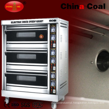Ym-6 Infrared Electric Deck Bakery Oven
