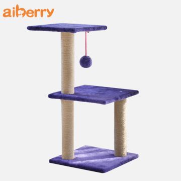 Aiberry Deluxe Katzentafel aus Holz für Haustiere
