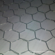 Hexagonal Wire Netting with Hot Dipped Galvanized Wire