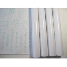 Rolo de filme autoadesivo da tampa do livro do PVC / animal de estimação