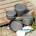 Огонь клен праздник-5 4-5 человек высокого качества кемпинг посуда high-end посуда прочный металлический посуда