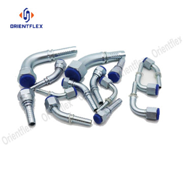 Stainless steel hydraulic hose fittings