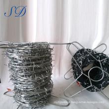 China Fornecedor Arame Farpado Brackets Preço Pell Roll