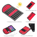 ECEEN Solar Bag 3.25W Powered Backpack with Battery Portable Charger