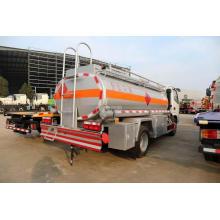 Mini caminhão tanque de óleo pequeno DFAC 8000 litros