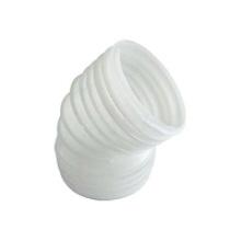 Cotovelo ondulado do molde do HDPE que encaixa 45 graus