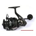 Nouvelle conception Spinning Fishingr Reel Big Drag Knob Reel
