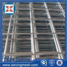 Treillis métallique soudé en acier galvanisé