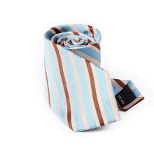 Fabricant de tissu de cravate de polyester en gros à Shengzhou