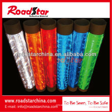 Rolo de cobertura reflexiva de PVC prismático